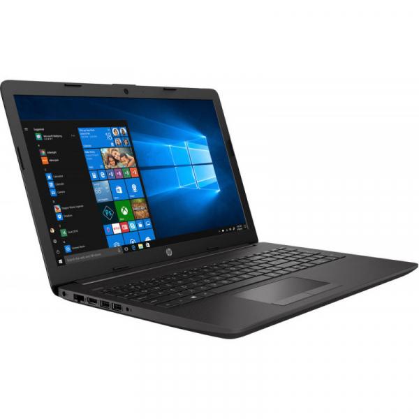 Laptop HP 250 G7, i3-1005G1 15.6 inch HD (1366x768) Anti-Glare LED,  4GB DDR4,  SSD 240 GB, Dark Ash Silver, Licenta Windows 10 Pro Educational 0