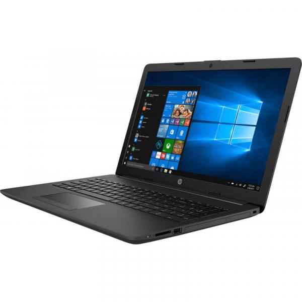 Laptop HP 250 G7, i3-1005G1 15.6 inch HD (1366x768) Anti-Glare LED,  4GB DDR4, 500GB, Dark Ash Silver, Licenta Windows 10 Pro Educational 2