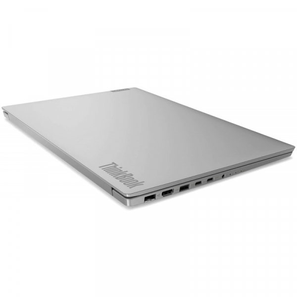 Laptop Lenovo 15.6'' ThinkBook 15 IIL, FHD IPS, Procesor Intel® Core™ i3-1005G1 (4M Cache, up to 3.40 GHz), 8GB DDR4, 256GB SSD, GMA UHD, No OS, Mineral Gray 3