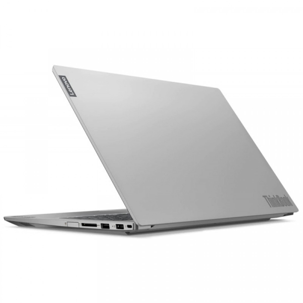 Laptop Lenovo 15.6'' ThinkBook 15 IIL, FHD IPS, Procesor Intel® Core™ i3-1005G1 (4M Cache, up to 3.40 GHz), 8GB DDR4, 256GB SSD, GMA UHD, No OS, Mineral Gray 1