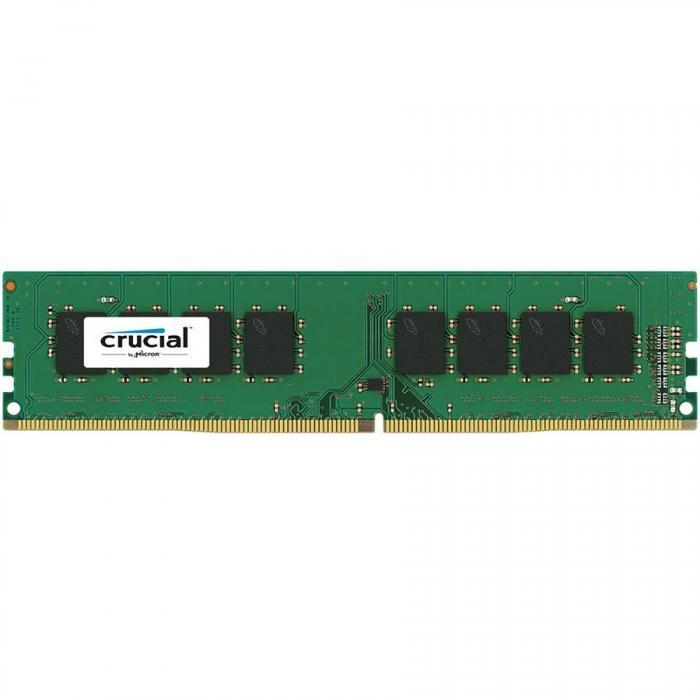 """DIMM CRUCIAL DDR4/2400  8GB    """"CT8G4DFS824A"""" 0"""