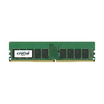 Crucial DRAM 16GB DDR4  2400 MT/s (PC4-19200) CL17 DR x8 ECC Unbuffered DIMM 288pin, EAN: 649528772473 0