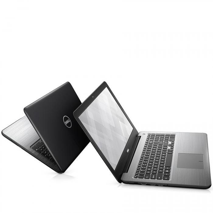 Dell Inspiron 15 (5567) 5000 Series, 15.6-inch HD (1366x768), Intel Core i5-7200U, 8GB (1x8GB) DDR4 2400MHz, 1TB SATA (5400rpm), DVD+/-RW, AMD Radeon R7 M445 2GB, WiFi, Blth 4.2, US/Int Keyboard, 3-ce 1
