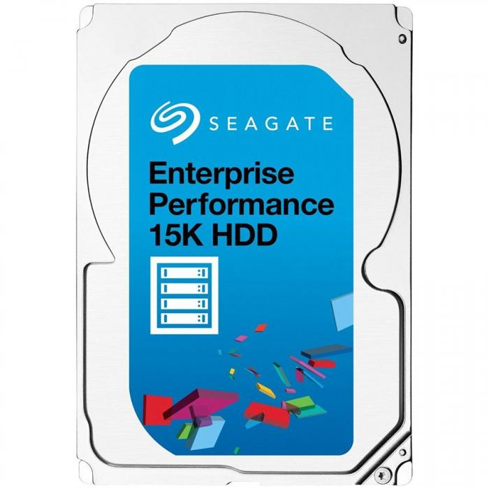 SEAGATE Server Enterprise Performance 15K HDD 512N ( 2.5/ 600GB /SAS 12Gb/s/15000rpm) 0