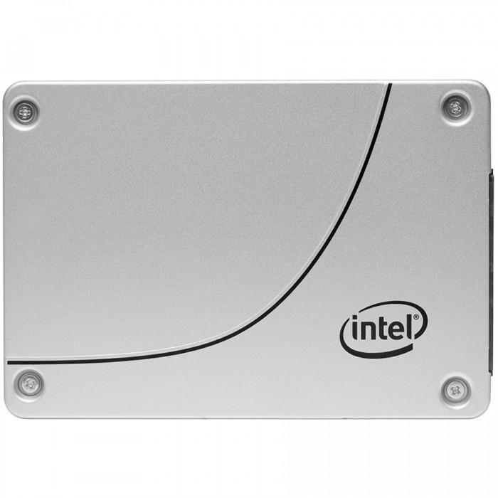 Intel SSD DC S3520 Series (480GB, 2.5in SATA 6Gb/s, 3D1, MLC) 7mm, Generic Single Pack [0]