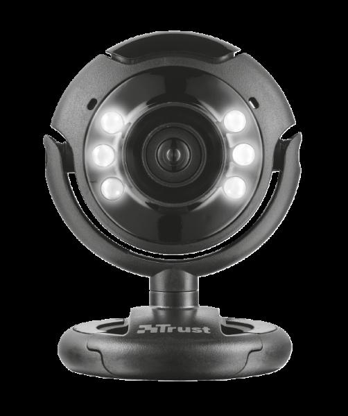 Camera WEB Trust SpotLight Pro Webcam LED Lights 3