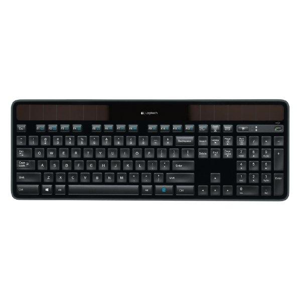 """""""LOGITECH Wireless Keyboard K750 Solar - NSEA - UK Layout"""" """"920-002929"""" 0"""