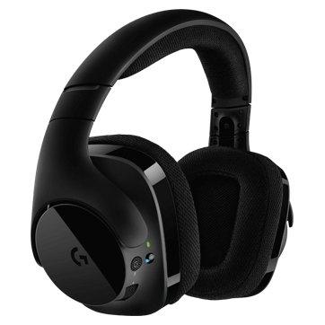 "LOGITECH Wireless Gaming Headset G533 - EMEA ""981-000634"" 0"