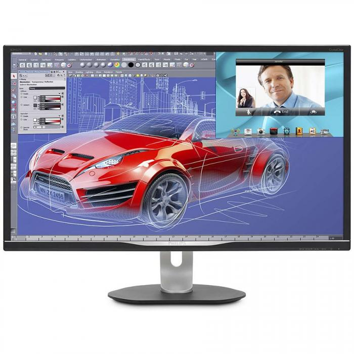 """Philips Brilliance LED-backlit LCD Display with Multiview BDM3270QP2 32"""" / 81.3 cm Quad HD (2560 x 1440) 0"""