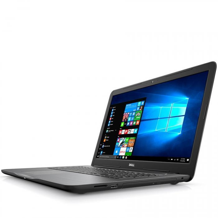 Dell Inspiron 17 (5767) 5000 Series, 17.3-inch FHD (1920 x 1080), Intel Core i7-7500U, 16GB (1x16GB) DDR4 2400Mhz, 2TB SATA (5400rpm), DVD+/-RW, AMD Radeon R7 M445 4GB, 802.11ac Wifi, Blth 4.2, Backli 0