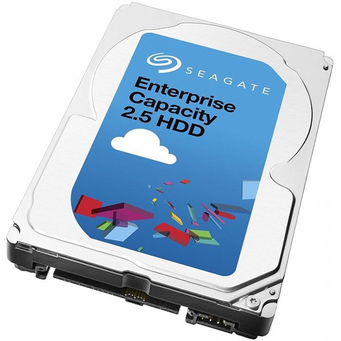 SEAGATE HDD Server ENT CAP 2.5 / 2TB / 128m/ SATA/ 7200rpm 0