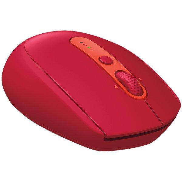 "MOUSE LOGITECH. bluetooth & wireless, 1000dpi, 7 butoane, 1 rotita scroll, ""M590"", Multi-Device Silent, roz, ""910-005199"" (include TV 0.1 lei) 1"
