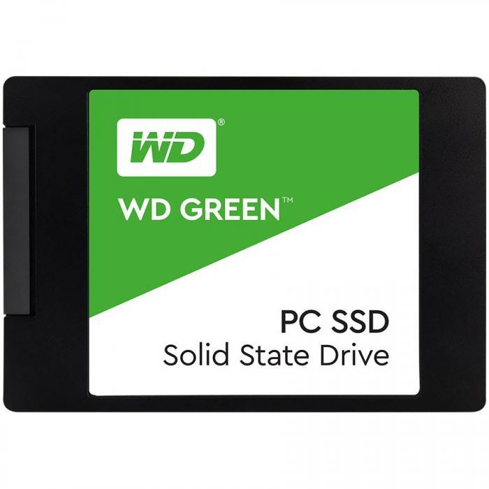 "SSD WD Green (2.5"", 240GB, SATA III 6 Gb/s) [0]"