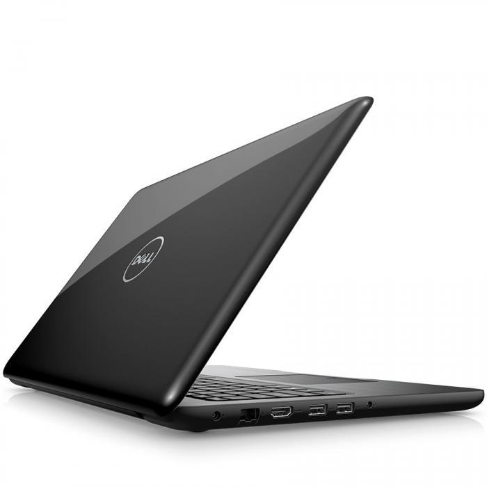 Dell Inspiron 15 (5567) 5000 Series, 15.6-inch FHD (1920x1080), Intel Core i5-7200U, 8GB (1x8GB) DDR4 2400MHz, 256GB SSD, DVD+/-RW, AMD Radeon R7 M445 4GB, Wifi 802.11ac, Blth 4.2, non-Backlit Keyb, 3 2