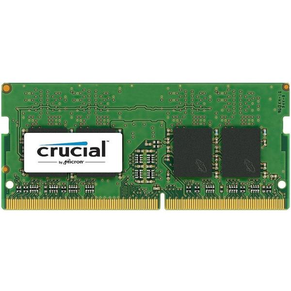 """SODIMM CRUCIAL DDR4/2666 8192M 8GB """"CT8G4SFS8266"""" 0"""