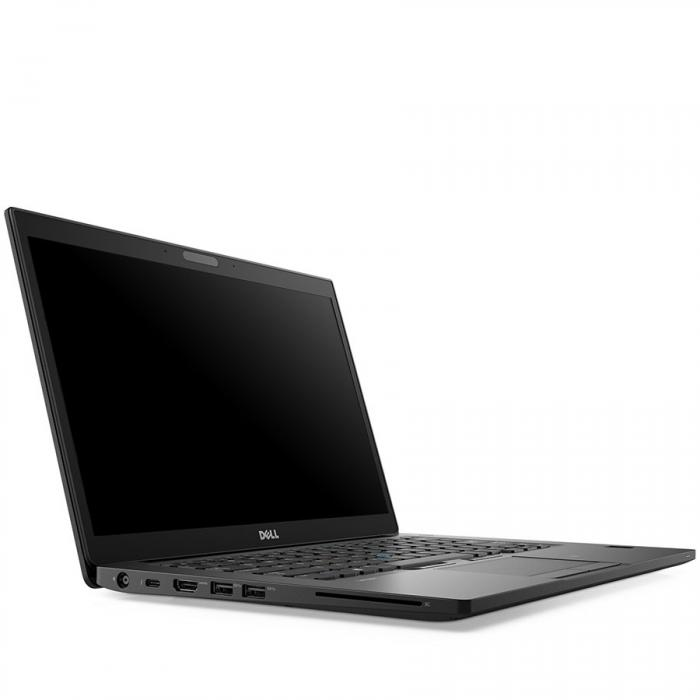 Dell Latitude 7480, 14-inch FHD (1920x1080), Intel Core i7-7600U, 16GB (2x8GB) 2400MHz DDR4, 512GB SSD, noDVD, Intel HD Graphics, Wifi Intel 8265AC, Blth 4.2, Backlit Keybd, Fingerprint, SmartCard, 4- 3