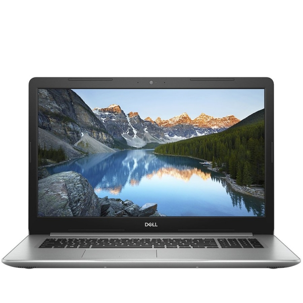 Dell Inspiron 17(5770)5000 Series,17.3-inch FHD(1920 x 1080),Intel Core i5-8250U,8GB(1x8GB)DDR4 2400Mhz,1TB SATA(5400rpm)+128GB SSD,DVD+/-RW,AMD Radeon 530 4GB,802.11ac Wifi,BT4.1,Fgpr,Backlit Keyb,3- 0
