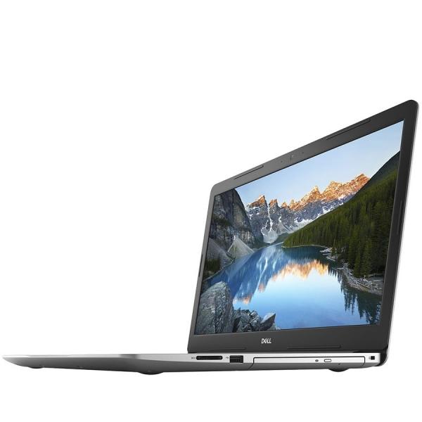 Dell Inspiron 17(5770)5000 Series,17.3-inch FHD(1920 x 1080),Intel Core i5-8250U,8GB(1x8GB)DDR4 2400Mhz,1TB SATA(5400rpm)+128GB SSD,DVD+/-RW,AMD Radeon 530 4GB,802.11ac Wifi,BT4.1,Fgpr,Backlit Keyb,3- 3