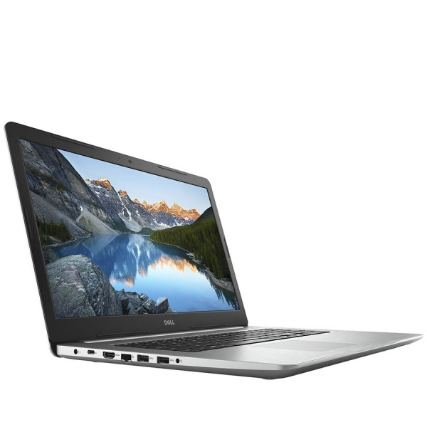 Dell Inspiron 17(5770)5000 Series,17.3-inch FHD(1920 x 1080),Intel Core i5-8250U,8GB(1x8GB)DDR4 2400Mhz,1TB SATA(5400rpm)+128GB SSD,DVD+/-RW,AMD Radeon 530 4GB,802.11ac Wifi,BT4.1,Fgpr,Backlit Keyb,3- 2