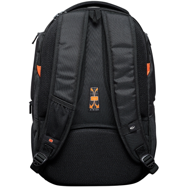 CANYON Backpack for 15.6\'\' laptop, black (Material: 1680D Polyester) 3