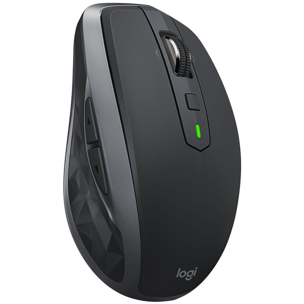 LOGITECH MX Anywhere 2 Wireless Mobile Mouse - BT - EMEA - METEORITE B2B - BUSINESS 0