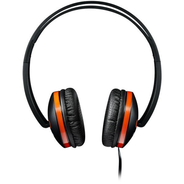 CANYON Stereo headphone with microphone and switch of answer/end phone call, cable 1.2M, Black 2