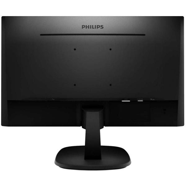"Monitor 21.5"" PHILIPS 223V7QHSB, FHD 1920*1080, 60 Hz, WLED, IPS, 250cd/mp, 16:9, 1000:1/ 10M:1, 5 ms, 178/178, LowBlue Mode, Flicker-free ,VGA, HDMI, Kensington lock, VESA 100*100,  ""223V7QHSB/00"" 1"