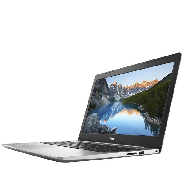 Dell Inspiron 15 (5570) 5000 Series, 15.6-inch FHD (1920x1080), Intel Core i7-8550U, 8GB (1x8GB) DDR4 2400MHz, 256GB SSD, DVD+/-RW, AMD Radeon 530 4GB, Wifi 802.11ac, Blth 4.1, no-FgPr, non-Backlit Kb 3