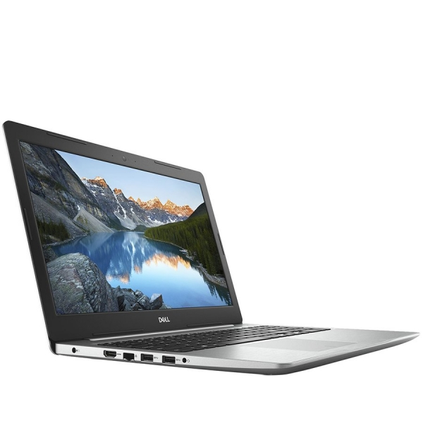 Dell Inspiron 15 (5570) 5000 Series, 15.6-inch FHD (1920x1080), Intel Core i5-8250U, 4GB (1x4GB) DDR4 2400MHz, 256GB SSD, DVD+/-RW, AMD Radeon 530 2GB, Wifi 802.11ac, Blth 4.1, Fingerprint, non-Backli 2