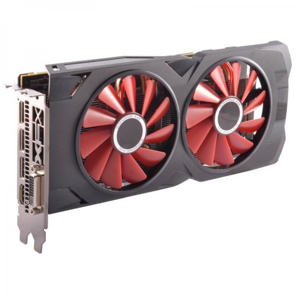 "PLACA VIDEO XFX RX 570 8GB ""RX-570P8DFD6"" - Lichidare stoc 0"