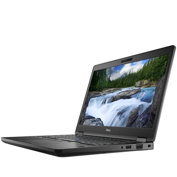 Dell Latitude 5490, 14-inch FHD (1920x1080), Intel Core i5-8350U, 16GB (1x16GB) 2400MHz DDR4, 256GB SSD, noDVD, Nvidia Graphics, Wifi Intel 8265AC, Blth 4.2, Backlit Keybd, SmartCard, 4-cell 68Whr, Ub 3