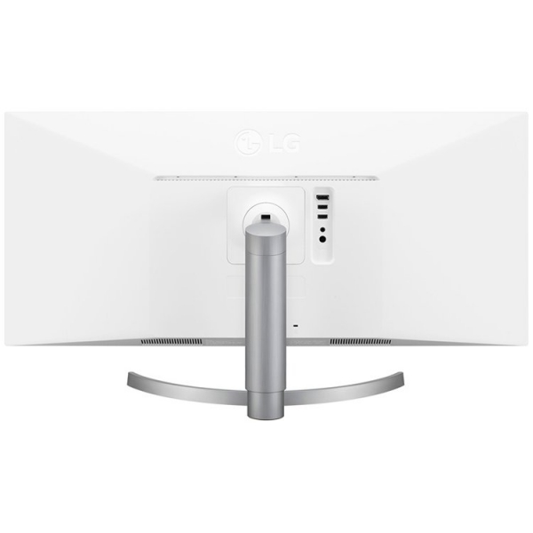 Monitor LED LG 34WK650-W 34\'\' FreeSync, IPS, 2560 x 1080, 300cd, 178/178, 1000:1, 5ms, AntiGlare, HDMI, DP, Audio out, 2x5W speakers, VESA 100X100, HDCP2.2, HDR10, height 1