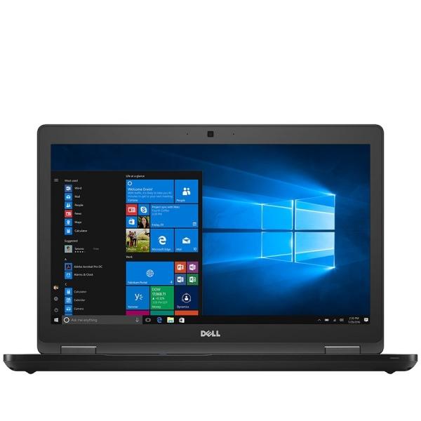 Dell Mobile Precision 3520, 15.6-inch FHD (1920x1080) IPS, Intel Xeon E3-1505M v6 3GHz, 32GB (2x16GB) 2400MHz, 512GB M.2 PCIe SSD, NVIDIA Quadro M620 2GB, WiFi 802.11ac, BT 4.2, Backlit Keybd, 4-cell  0