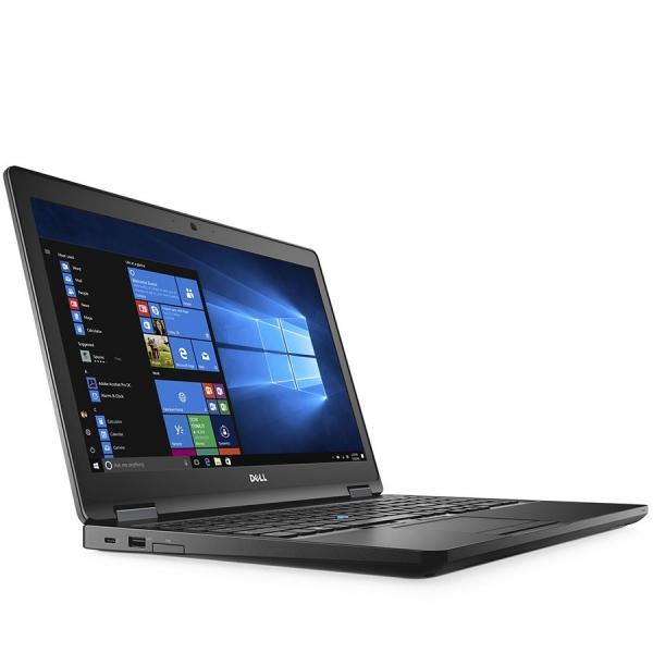 Dell Mobile Precision 3520, 15.6-inch FHD (1920x1080) IPS, Intel Xeon E3-1505M v6 3GHz, 32GB (2x16GB) 2400MHz, 512GB M.2 PCIe SSD, NVIDIA Quadro M620 2GB, WiFi 802.11ac, BT 4.2, Backlit Keybd, 4-cell  2