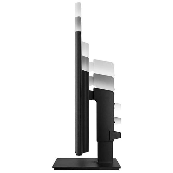 "LG 27"" Monitor LED 27UD59P-B, IPS; NTSC72%; 16:9; 4K UHD 3840x2160; 5ms; 250cd; 2x HDMI; DP; FreeSync, height, pivot, swivel, VESA 100x100 2"