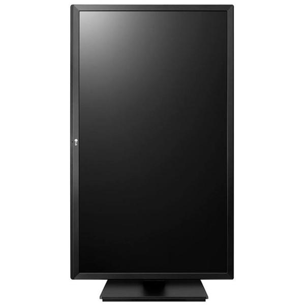 "LG 27"" Monitor LED 27UD59P-B, IPS; NTSC72%; 16:9; 4K UHD 3840x2160; 5ms; 250cd; 2x HDMI; DP; FreeSync, height, pivot, swivel, VESA 100x100 1"