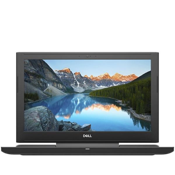 Dell Inspiron 15 (7577) 7000 Series, 15.6-inch FHD (1920x1080), Intel Core i7-7700HQ, 8GB DDR4 2400MHz, 1TB 5400rpm+128GB SSD, no-DVD, Nvidia GF GTX 1050 4GB, Wifi 802.11ac, Blth, Fgpr, Backlit Keybd, 0