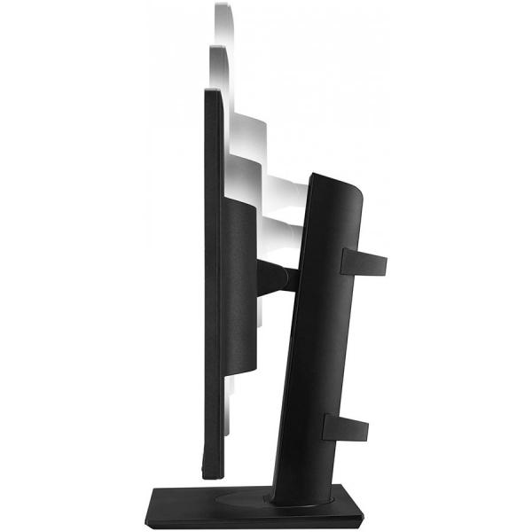 Monitor LED LG 24BK750Y-B 23.8\'\', 1920x1080, IPS, 1000:1, 5M:1, 178/178, 5ms, 250cd, VGA, DVI, HDMI, 2xDisplayPort, speakers 2x1.2W, USB3.0 hub, borderless, pivot 3