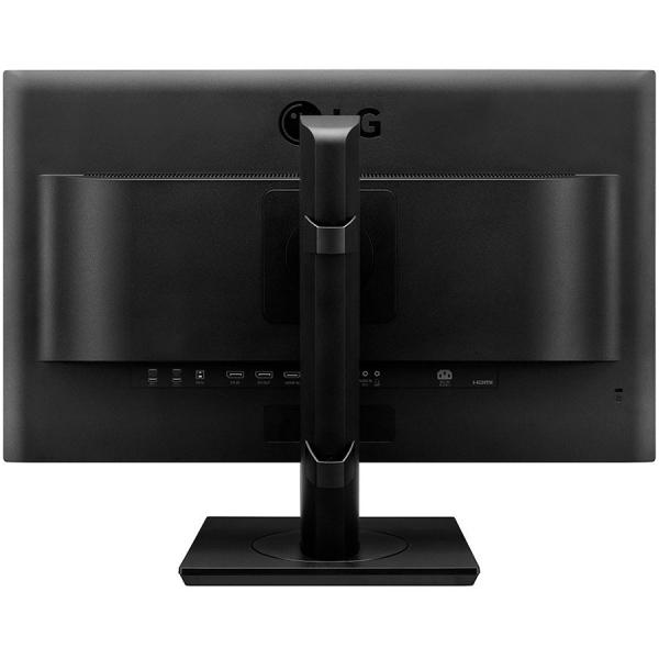 Monitor LED LG 24BK750Y-B 23.8\'\', 1920x1080, IPS, 1000:1, 5M:1, 178/178, 5ms, 250cd, VGA, DVI, HDMI, 2xDisplayPort, speakers 2x1.2W, USB3.0 hub, borderless, pivot 2
