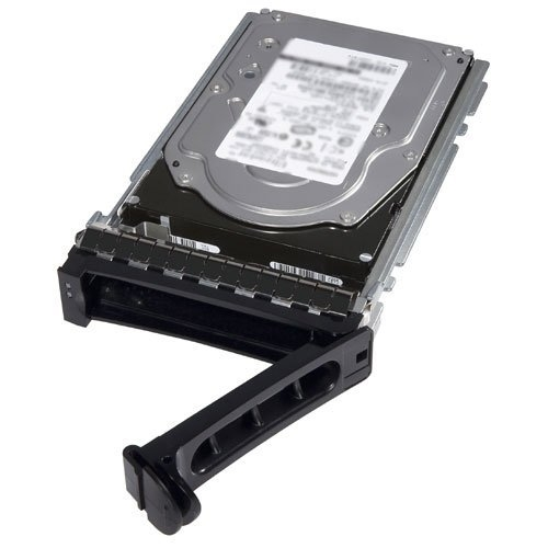 600GB 10K RPM SAS 12Gbps 512n 2.5in Hot-plug Hard Drive, 3.5in HYB CARR,CK 0