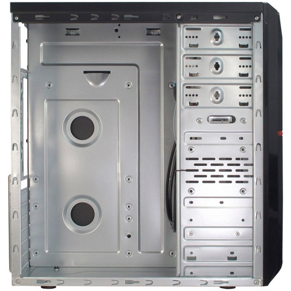 Inter-Tech GM-C12, SECC Steel ATX Mid Tower Case, without power supply unit 2
