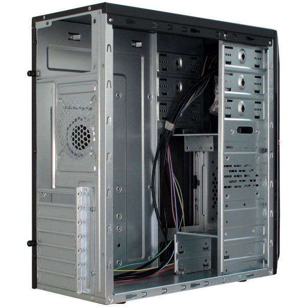 Inter-Tech GM-C12, SECC Steel ATX Mid Tower Case, without power supply unit 1