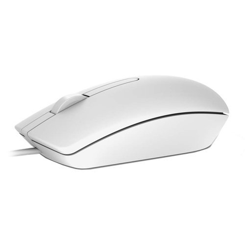 Dell Optical Mouse-MS116 - White 0