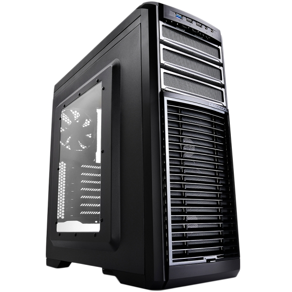 Deepcool Kendomen TI, SECC Steel ATX Mid Tower Case 0