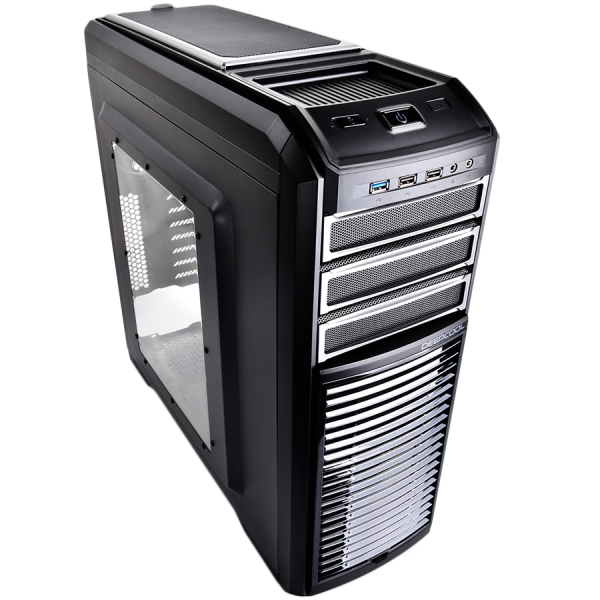 Deepcool Kendomen TI, SECC Steel ATX Mid Tower Case 2