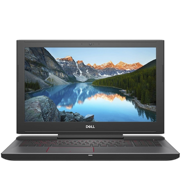 Dell G5 15(5587),15.6-inch FHD(1920x1080),Intel Core i7-8750H,16GB(2x8)GB DDR4 2666MHz,1TB 5400rpm+256GB SSD,noDVD,Nvidia GTX 1060 OC 6GB, Wifi 802.11ac, BT 5.0,FGPR(only for 1060 OC),Backlit Kb,4-cel 0