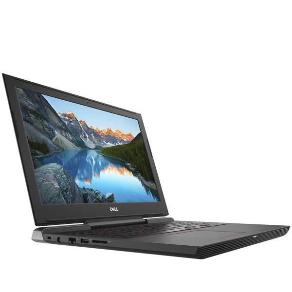 Dell G5 15(5587),15.6-inch FHD(1920x1080),Intel Core i7-8750H,16GB(2x8)GB DDR4 2666MHz,1TB 5400rpm+256GB SSD,noDVD,Nvidia GTX 1060 OC 6GB, Wifi 802.11ac, BT 5.0,FGPR(only for 1060 OC),Backlit Kb,4-cel 2