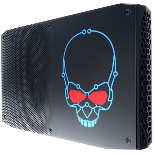 "Intel NUC ""HADES CANYON"" 8th Gen, Intel Core i7-8809G Processor with Radeon RX Vega M GH graphics (8M Cache, up to 4.20 GHz) ""BOXNUC8I7HVK2"" 0"