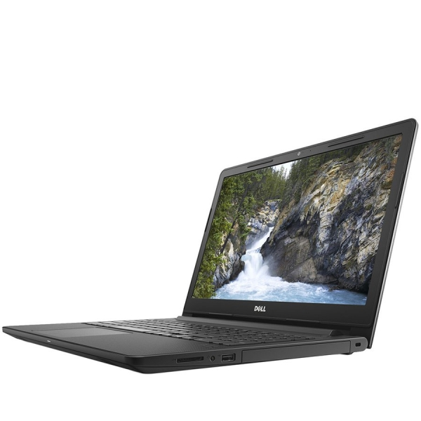 Dell Vostro Notebook 3578, 15.6-inch FHD (1920 x 1080), Intel Core i7-8550U, 8GB (1x8GB) 2400MHz DDR4, 256GB SSD, DVD+/-RW, AMD Radeon 520 Graphic 2GB, Wifi 802.11ac, BT 4.1, non-Backlit Keybd, 4-cell 0