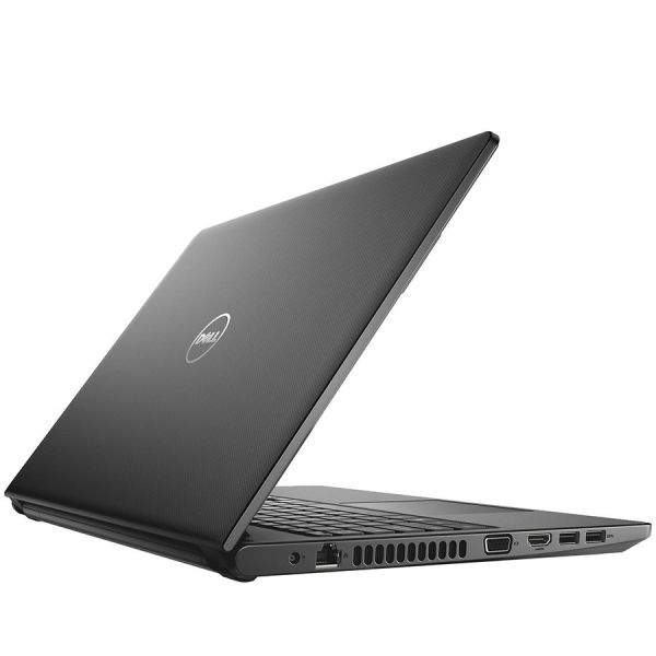 Dell Vostro Notebook 3578, 15.6-inch FHD (1920 x 1080), Intel Core i7-8550U, 8GB (1x8GB) 2400MHz DDR4, 256GB SSD, DVD+/-RW, AMD Radeon 520 Graphic 2GB, Wifi 802.11ac, BT 4.1, non-Backlit Keybd, 4-cell 2